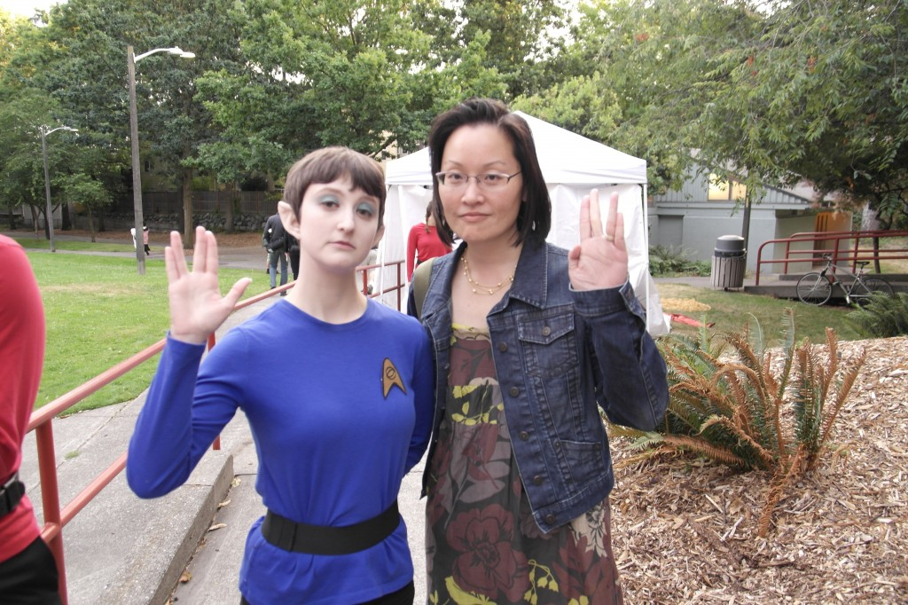 Me & Mr. Spock 8.2013