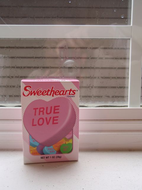 Sweethears Candy Box