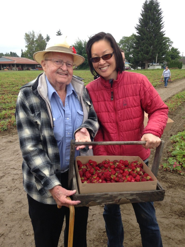 Strawberry-pickers-me-&-MrMark