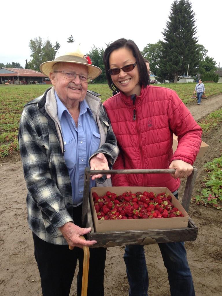 Strawberry-pickers-me-&-MrMark